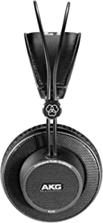 AKG Pro Audio K245 Over-Ear, Open-Back, Lightweight, Foldable Studio Headphones