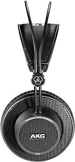 AKG Studio Headphones 耳道式/入耳式 黑色3405H00020 K245