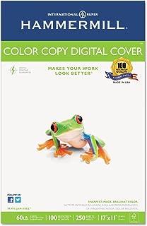 hammermill color copy digital cover 60 lb 11x17