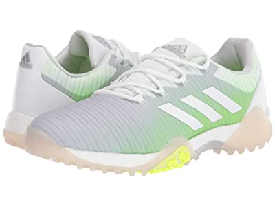 adidas Golf Codechaos (Footwear White/Footwear White/Signal Green) Women