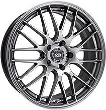 18x7.5 Enkei EKM3 (Hyper Silver) Wheels/Rims 5x114.3 (442-875-6545HS)