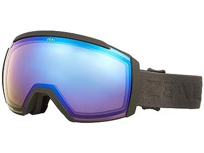 Zeal Optics Hemisphere (Greybird w/ Persimmon Sky Blue) Goggles
