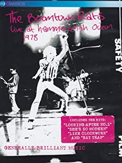 Live at Hammersmith Odeon 1978 [DVD] [Import]