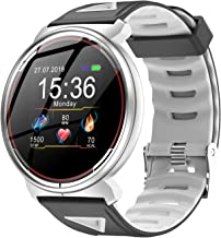 Smart Watch for iOS Android Phones, AIVEILE 2020 Version Activity Fitness Tracker Bluetooth Bracelet Waterproof Smartwatch with Blood Pressure Monitor Compatible Samsung iPhone for Men Women Kids