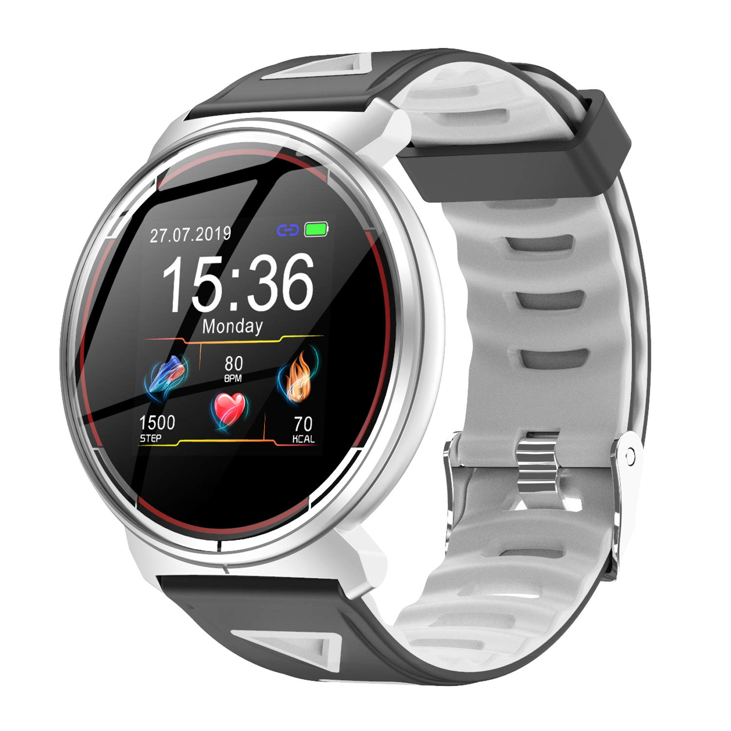 Activity Bluetooth Waterproof Smartwatch Compatible