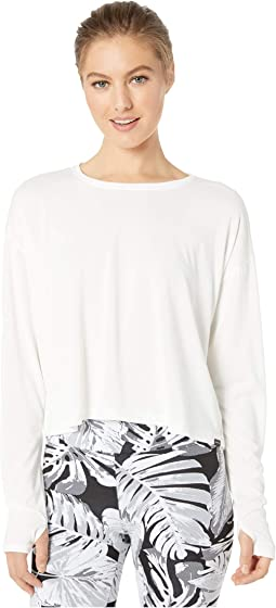 Storm Cupro Long Sleeve Top