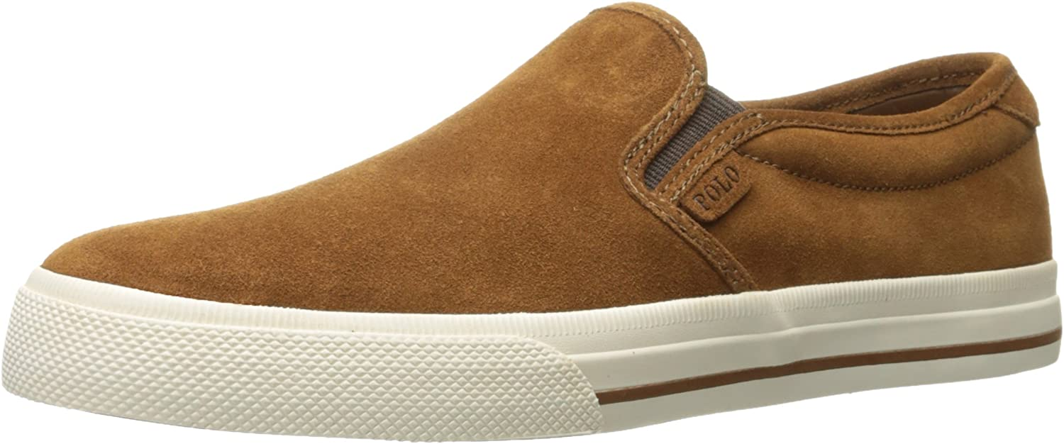 Polo Ralph Lauren Mens Vaughnslipii Sneaker