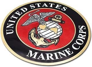 Elektroplate Premium United States Marine Corps USMC Eagle 3D Decal Sticker