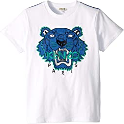 Tiger Face Tee (Big Kids)