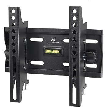 Maclean MC-667 - Soporte Fijo de Pared para Pantalla LCD LED TV ...