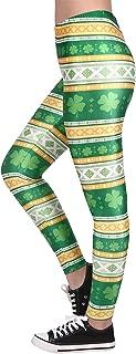 Trendy Design Workout Leggings - Fun Fashion Graphic Printed Cute Patterns