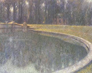 Fountain of Neptune in Versailles by Henri Le Sidaner - 16