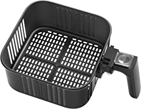 Air Fryer Replacement Basket For Cosori 5.8Qt Air Fryer, C158-FB, Non-Stick Fry Basket, Dishwasher Safe, FDA Compliant, 2-Year Warranty