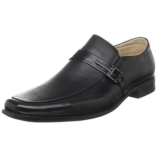 73ca851b1dfa4d Stacy Adams Men s Beau Moc Toe Bit Slip-On Loafer