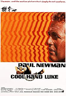 paul newman cool hand luke poster