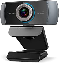 Full HD Webcam 1080P, Streaming Camera, Widescreen Video Calling and Recording with..