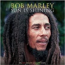 Sun Is Shining Red Yellow &