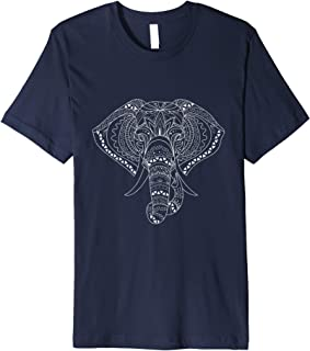 Cool Yoga Elephant T-Shirt ~ Boho Elephant Shirt