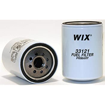 Pack of 1 Wix 33107 Spin-On Fuel Filter
