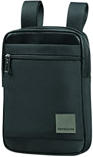 Hip-Square - Tablet Cross-over Bolso bandolera, 23 cm, 2 liters, Negro (Black)