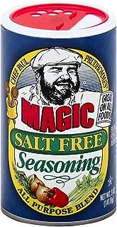 Chef Paul Magic Salt Free Seasoning 5.0 OZ(Pack of 2)