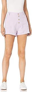 Billabong womens Leave Rad High Waist Woven Short Casual Shorts