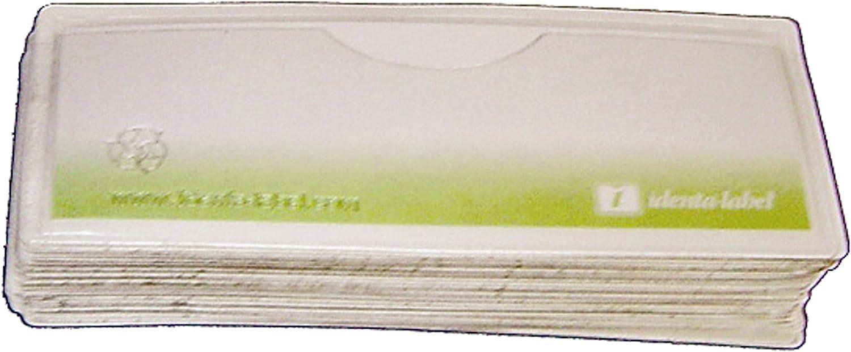 popular Identa-Label 7253 Sistema de identificación de de de almacenamiento de 2.25 pulgadas por 3.875 pulgadas, contiene 25 etiquetas Identa-Labels  venta caliente