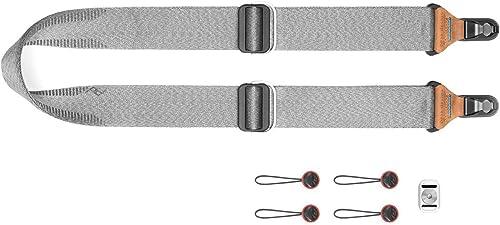Peak Design slide Ash cámara Sling cinturón gris del artículo nuevo distribuidor
