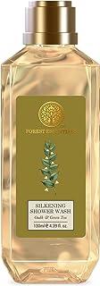 Forest Essentials Silkening Shower Wash Oudh & Green Tea 130ml (Body Wash)