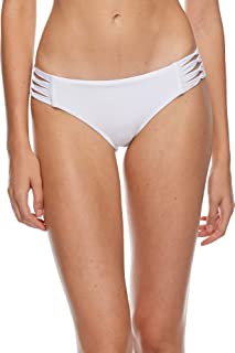 Body Glove Women's Smoothies Ruby Solid Bikini Bottom...