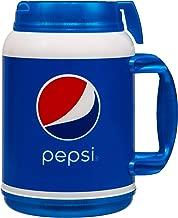 64 oz Pepsi Mug - Large Blue Pepsi Travel Mug