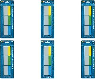 Redi-Tag apte pour écrire, amovible onglets de classement, 5cm, 30-pack, citron, Lime et l'océan bleu couleurs