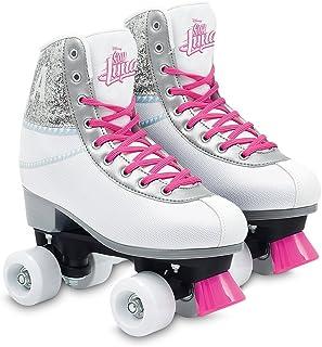 Soy Luna - Ámbar Patines Roller Training, Talla 38/39 (Giochi Preziosi YLU58400