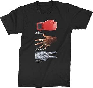 Tyson Jordan Jackson Iconic Hands Mens T-Shirt
