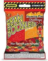 Jelly Belly Bean Boozled Flaming Five Bag - Extreem Hot Candy Bonen - voor leuke gevulde volwassen feesten, 54 g (Pack...