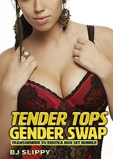 Tender Tops Gender Swap: Transgender TG Erotica Box Set Bundle