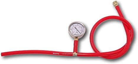 HeatVac Hose and Vacuum Gauge Kit w/Pump Adapter
