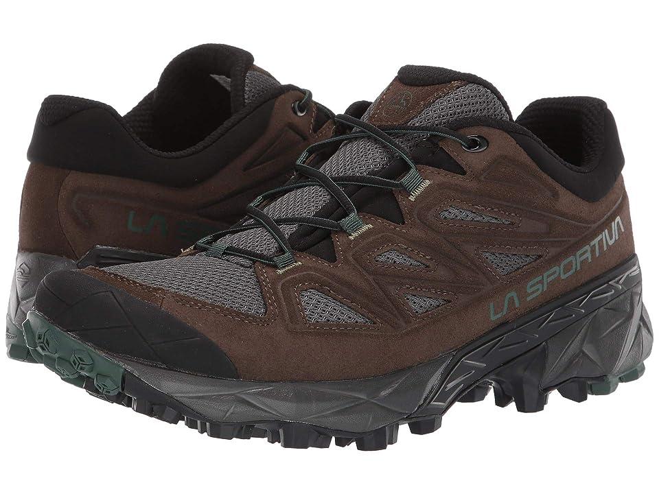 La Sportiva Trail Ridge Low (Mocha/Forest) Men