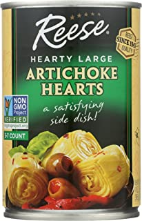 Reese Large Artichoke Hearts, 14-Ounces (Pack of 12)