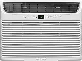 FRIGIDAIRE FFRA2822U2 230V Window-Mounted Heavy-Duty Temperature Sensing Remote Control, White Air Conditioner,