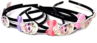 Confidence Set Of 6 Latest Kid Headwear Bands For Girls Birthday Return Gift Multicolor 25 Gram Pack Of 1