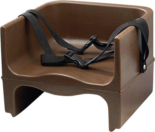 Winco USA Double Sided Child Booster Seat Brown