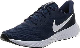 Nike Nike Revolution 5, Men's Mid-Top Running Shoe, Midnight Navy White Dark Obsid, 13.5 UK (49 EU)
