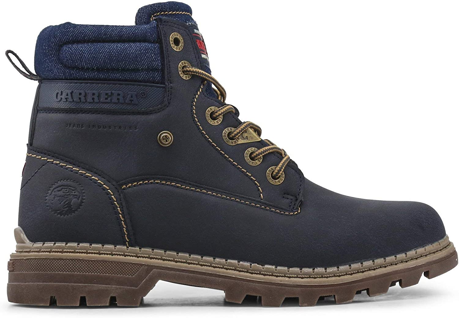 Carrera Jeans CAM821002 Ankle Boots bluee