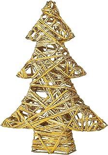 Christmas Tree Gold Figurine