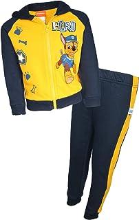 Nickelodeon Paw Patrol Boys 2-Piece Fleece Zip-up Hoodie Jogger Set (Toddler/Little Kid)