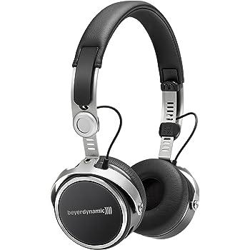 beyerdynamic Aventho Wireless On-Ear Headphone with Sound Personalization - Black