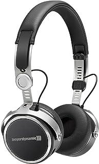 beyerdynamic Aventho wireless on Ear Kopfhörer mit Klang Personalisierung in schwarz. 30 Stunden Akkulaufzeit, Bluetooth kabellos, MIY App, Mikrofon