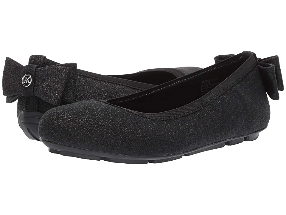 MICHAEL Michael Kors Kids Rover Ellie (Little Kid/Big Kid) (Black) Girls Shoes