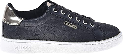 Fl5bekfal12 Zapatos Guess Npbuur6529 Schwarz Turnschuhe reWCdoQBEx